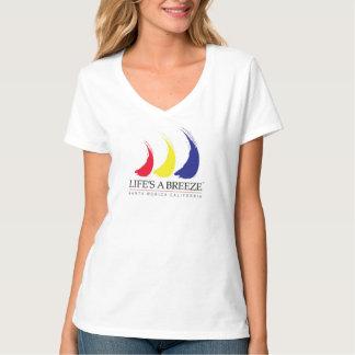 Life's a Breeze®_Paint-The-Wind_Santa Monica T Shirt
