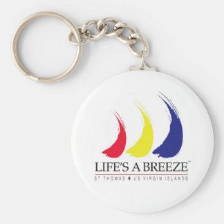 Life's a Breeze™_Paint-The-Wind _St. Thomas Key Chain