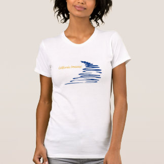 Life's a Breeze®_Squiggly Lines California Dreamin T-Shirt