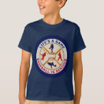Life's A Game Baseball Is Serious T-Shirt