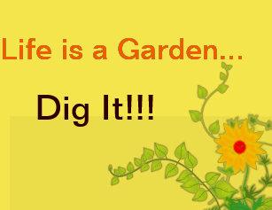 lifes a garden dig it t shirt - Lifes A Garden Dig It