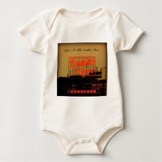 Life's A Little Sweeter Here...Apparel Baby Bodysuit