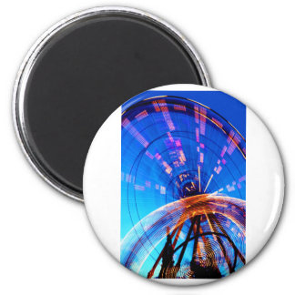 LIFE'S A RIDE!! 2 INCH ROUND MAGNET