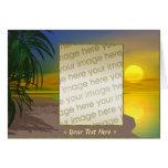 Life's a Sunny Beach Greeting Cards