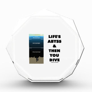 Life's Abyss And Then You Dive (Pelagic Zone) Award