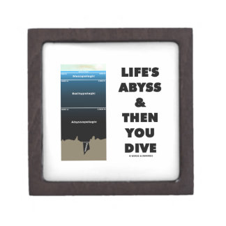Life's Abyss And Then You Dive (Pelagic Zone) Gift Box