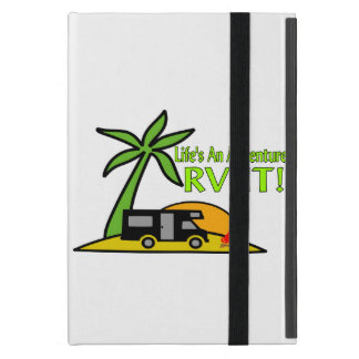 Life's An Adventure So RV It iPad Mini Case