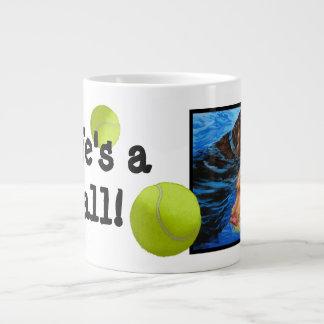 Life's Ball! Jumbo Mug