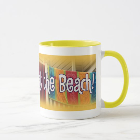 Life's Better at the Beach Mug