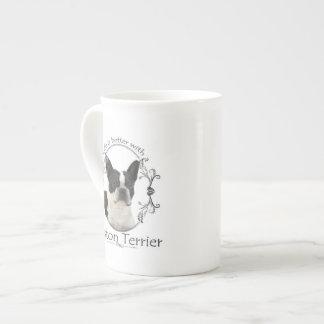 Life's Better Boston Terrier Mug