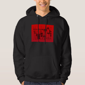 'Life's but a Walking Shadow' Macbeth Shakespeare Hooded Pullover