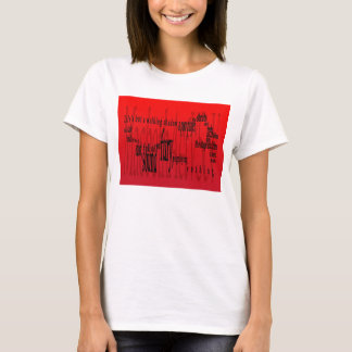 'Life's but a Walking Shadow' Macbeth Shakespeare T-Shirt