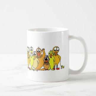 Life's Ducky Classic White Coffee Mug