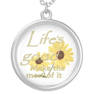 Life's Good Necklace