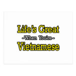 Life's Great...Vietnamese Post Cards