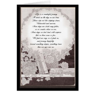 Life's Journey Greeting Cards