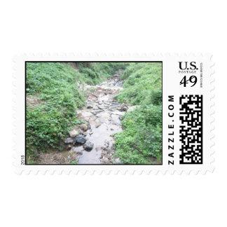 Life's Journey Postage Stamp