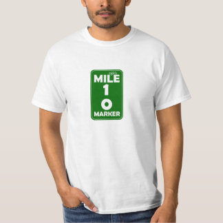 Life's Mile Marker - 10 T-shirts