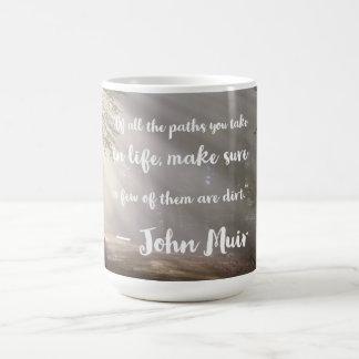 Life's Paths Coffee Mug