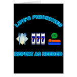 LIFE'S PRIORITIES CARDS