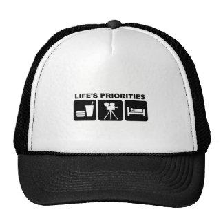 Life's Priorities, Movies Trucker Hat