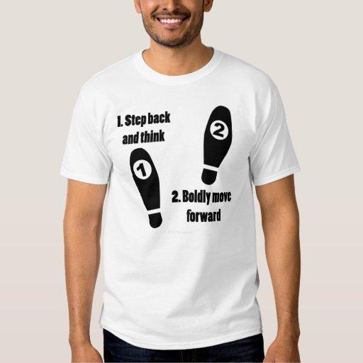 Life's Steps - T Shirt