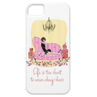 Life's too short iPhone SE/5/5s case