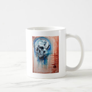 Life's True Face Classic White Coffee Mug