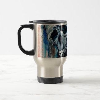 Life's True Face 15 Oz Stainless Steel Travel Mug