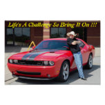 ¡Lifes un desafío lo trae tan encendido!! Impresiones