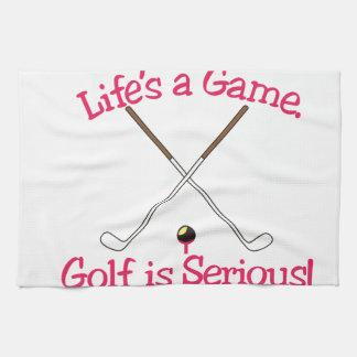 Lifes un juego toallas de mano