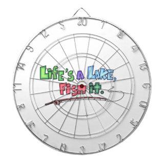 LIFES UN LAGO TABLA DARDOS