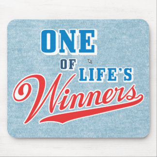 Life's Winners Mousepad