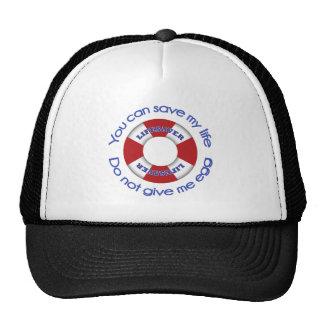 lifesaver- Egg Allergy aware item Mesh Hats