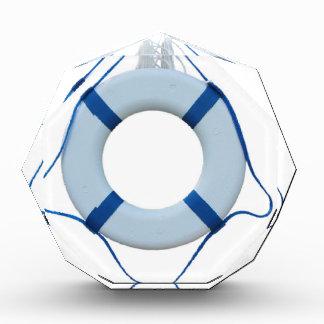 Lifesaver - Life Ring Acrylic Award