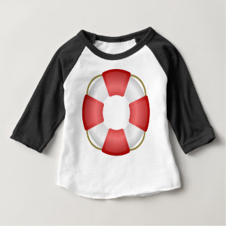 Lifesaver Ring Baby T-Shirt