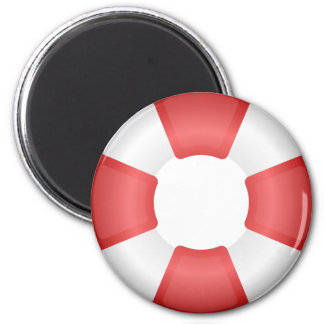 Lifesaver Ring Magnet