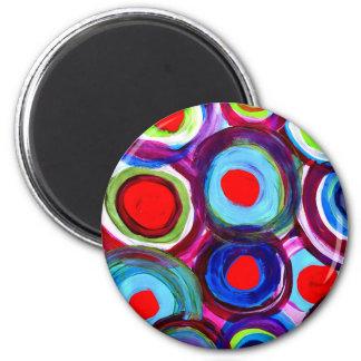 Lifesavers 2 Inch Round Magnet