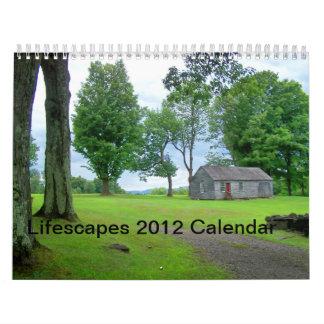 Lifescapes 2012 Calendar