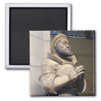 Lifesize Alabaster Statue of the Elector Magnet
