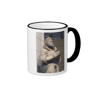 Lifesize Alabaster Statue of the Elector Ringer Mug