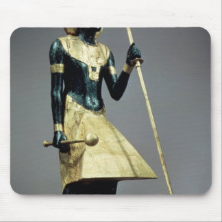 Lifesize statuette of the king mouse pad