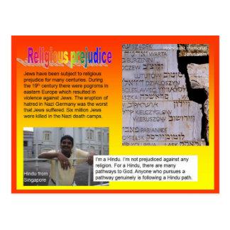 Lifeskills, Citizenship, Religious prejudice Postcard