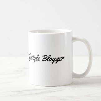 Lifestyle Blogger Mug
