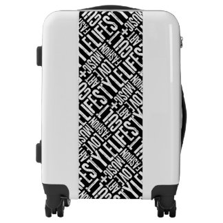 LIFESTYLE FASHION CULT - white Luggage