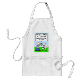 lifetime achievement award adult apron