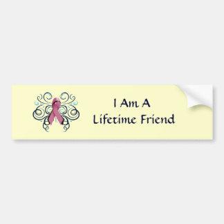 Lifetime Friend Bumper Sticker Car Bumper Sticker