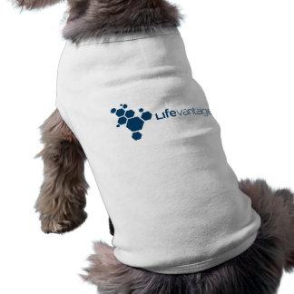 LifeVantage Corporate Logo Dog T Shirt