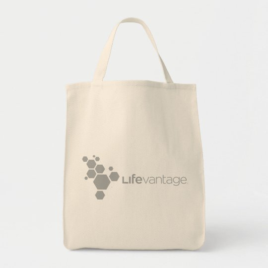 LifeVantage Corporate Logo-gray Tote Bag