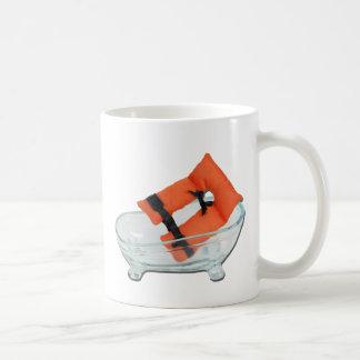 LifeVestInBathtub082612.png Coffee Mugs